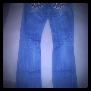 Miss Me authentic jeans size 28